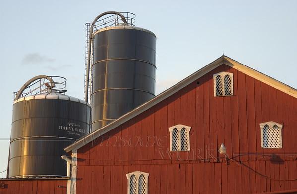Bill & Jeanette Hunsberger Farm - Davidsville, PA  - 8/25/2011