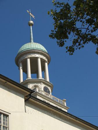 Clock Tower, Central Moravian, Bethlehem PA