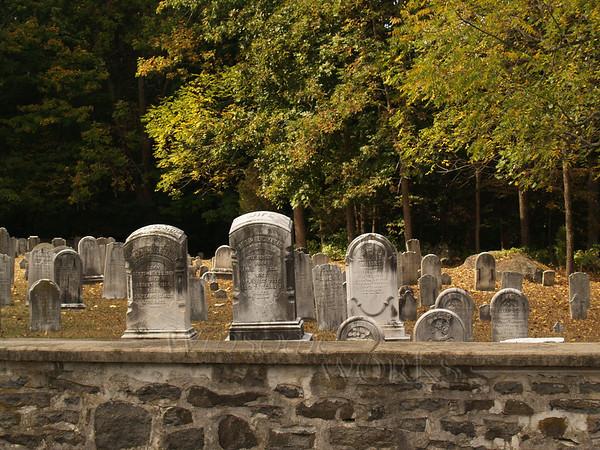 Old Church & Cemetery, Allentown Rd.