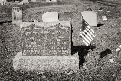 Drehersville Evangelical Cemetery, Berks Co., PA