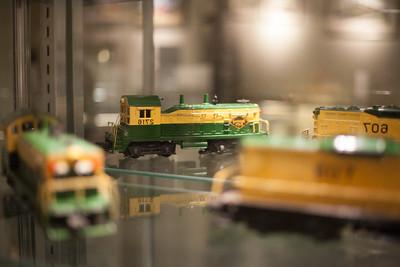Model Train, Reading Railroad Heritage Museum, Hamburg, PA