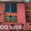 Train Yard Tour,, Reading Railroad Heritage Museum, Hamburg, PA