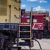 Train Yard Tour, Reading Railroad Heritage Museum, Hamburg, PA