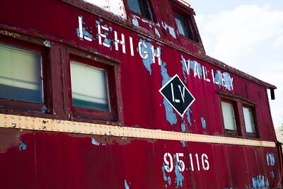 , Reading Railroad Heritage Museum, Hamburg, PATrain Yard Tour,