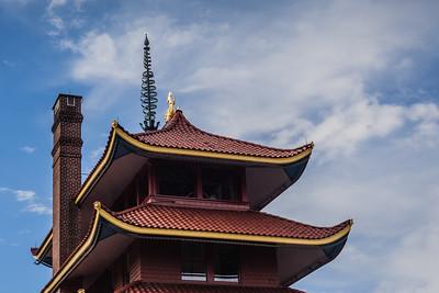 Reading, Neversink Mountain, The Pagoda, Berks Co., PA