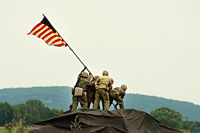 PA-Berks-World War II Reenactment -2011