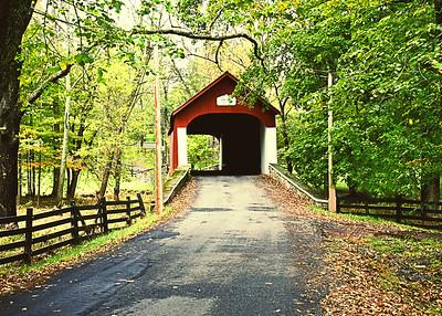 PA-Bucks County-10 Covered Bridges