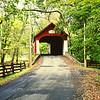 Knecht's Bridge,  Bucks County Covered Bridge