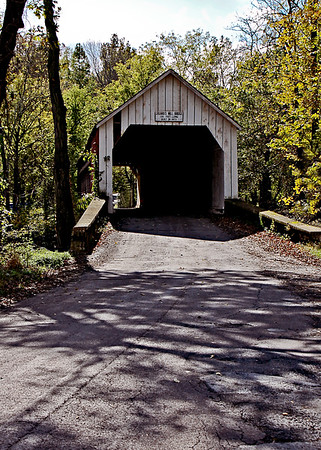 Sheard's Mill Bridge, Bucks County Covered Bridge