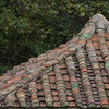 Beautiful tile roofing at Fonthill.