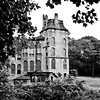 Fonthill is beautiful in black and white too!