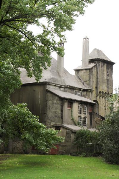 Fonthill Castle in Doylestown.