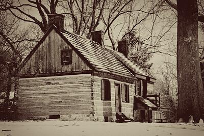 PA-Bucks-Historic Fallsington Photos
