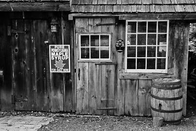 PA-Bucks-Tintincum Hill Sugar Shack
