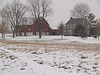 Farm on Snowy Day - Quakertown, PA