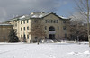 Carnegie-Mellon in snow - Pittsburgh, PA