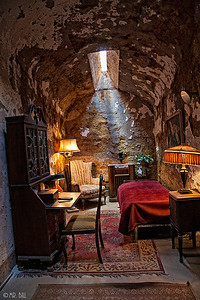 Al Capone cell at Eastern State Penitentary in Philadelphia, PA