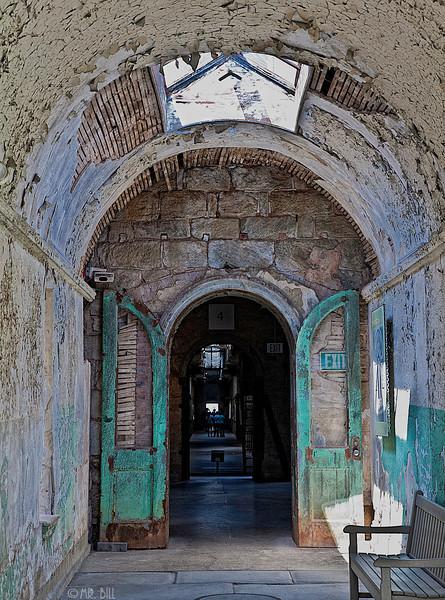 Eastern State Penitentary in Philadelphia, Pa