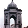 Pennsylvania Memorial - Gettysburg National Military Park, PA - 10/22/85