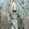 PA Volunteers Monument - Gettysburg National Military Park, PA  1-1-04