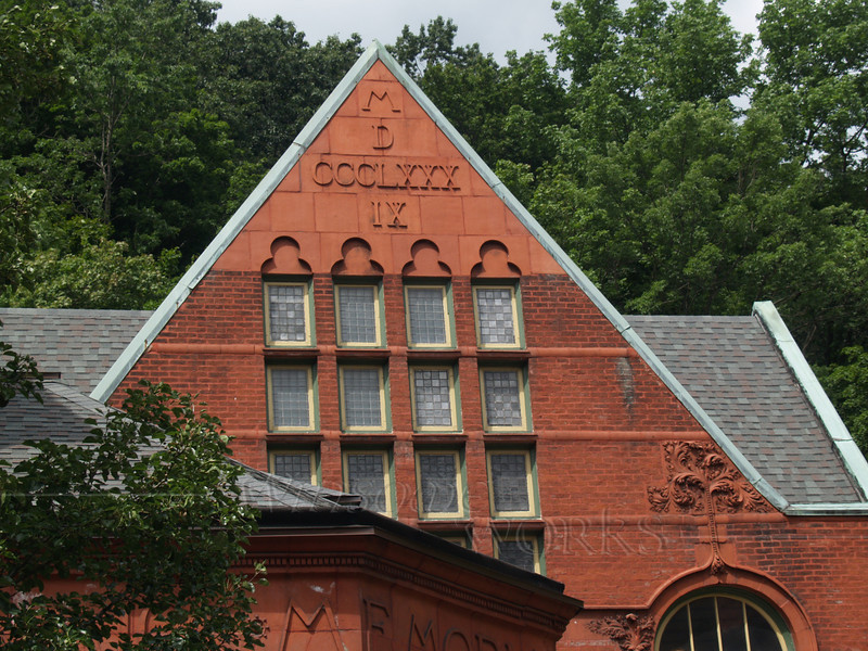 Dimmick Memorial Library