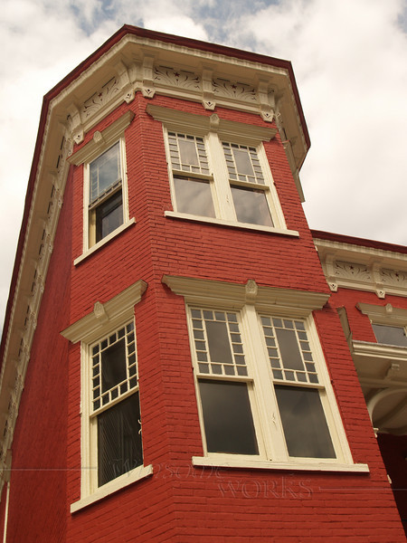 Victorian architecture in Jim Thorpe