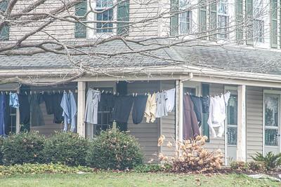 Rainy Laundry Day