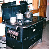 Stove - Amish Farm and House - Lancaster, PA  10-20-98
