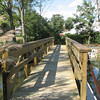 New Bridge at Northern Section of Union Canal Tunnel Park - Lebanon, PA