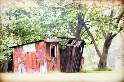 PA-Luzerne County-Eckley's Miner Village