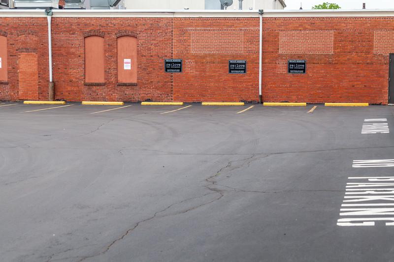 Empty Parking