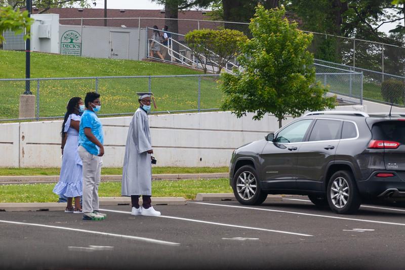 UD Staggered Graduation