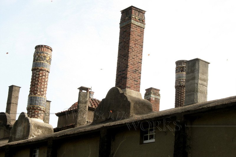 "[4x6"" crop] Chimneys"