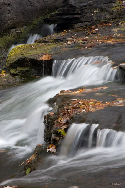 Buttermilk Falls<br /> <br /> Photo by Deb