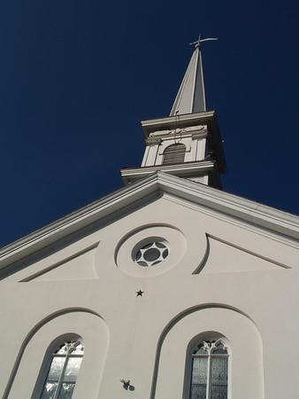 St. John's United Church of Christ , Richlandtown PA