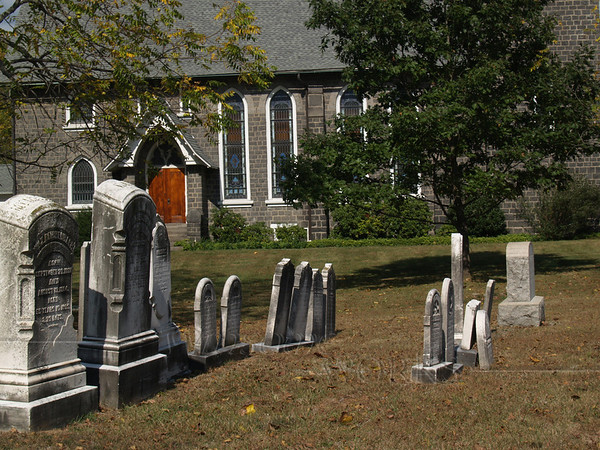 Old Church & Cemetery, Allentown Rd., West Rockhill Twp.