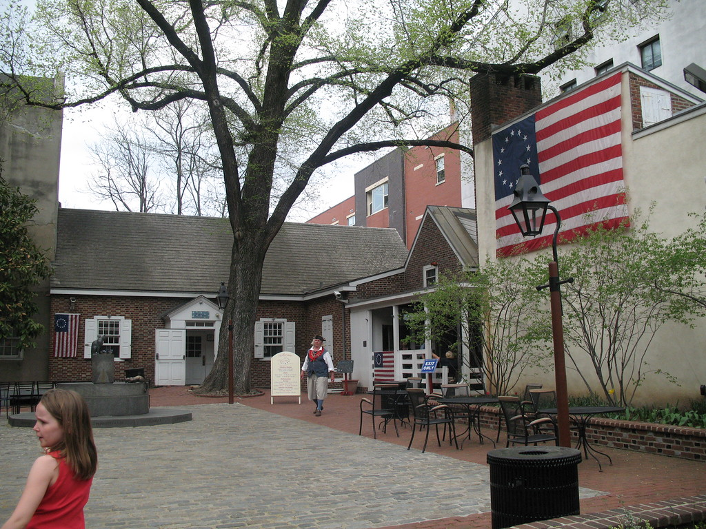 Betsy Ross House - Philadelphia - Pennsylvania - USA