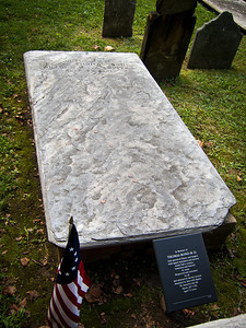 Thomas Bond Burial Place