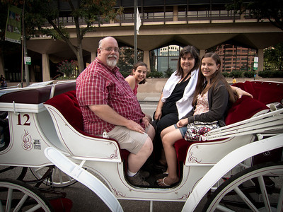 Carriage Ride in Philadelphia