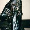 "Sculpture Called ""Hand of God"" - Rodin Museum - Philadelphia, PA  9-5-99"