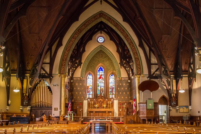 St. David's Episcopal Church, Manayunk, Philadelphia, PA