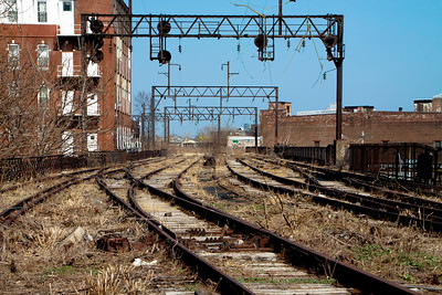 PA-Phila-Abandoned Reading Rail Line