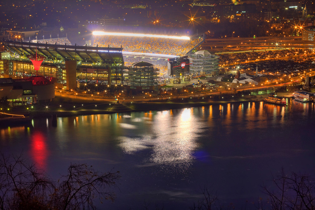 Heinz Field, Pittsburgh PA.