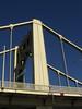 Wharhol Bridge over the Allegheny River
