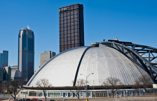 "The old ""Igloo"" in Downtown Pittsburgh March 2011"