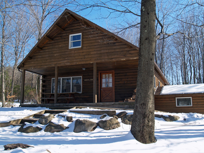 Huckleberry House at Spruce Lake Retreat - Canadensis, PA