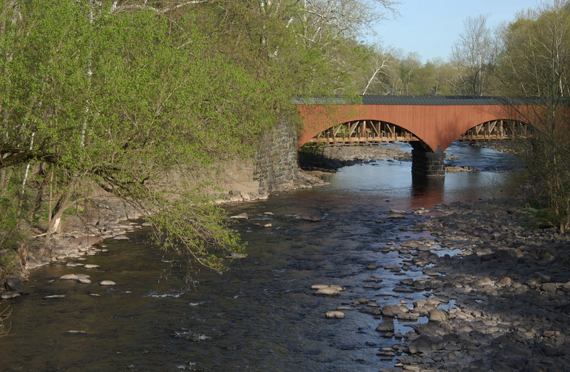 Tohickon Aqueduct at Point Pleasant