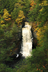 Bushkill Falls. The Niagara of Pennsylvania