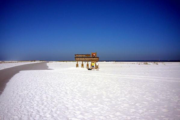 Pensacola March 2008
