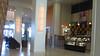 Lobby of The Hilton...